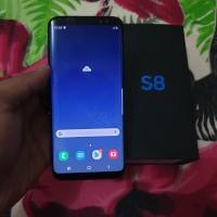Samsung Galaxy S8 Dual Fullset Resmi Sein Indonesia