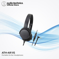 Audio-Technica ATH-AR1iS BK (BLACK)