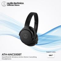 Audio-Technica ATH-ANC500BT Wireless Over-Ear Headphones