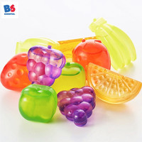 Reuse Silicone Ice Cube Fruit Shape - Es Batu Silikon Bentuk Buah