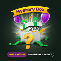 [TokoPoints] Mystery Box