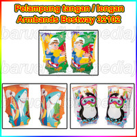 ban tangan pelampung lengan anak jungle trek bestway 32102 armbands