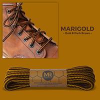 Tali Sepatu Bulat Corak 100cm 5mm untuk Sepatu Boot (Non-Waxed)