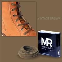 Tali Kulit 100cm Variasi Warna untuk Sepatu Boots (Leather Shoelaces)