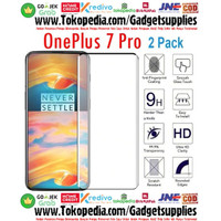 OnePlus 7 Pro Tempered Glass Premium Full Lem One Plus Screen Anti