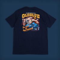 Oldblue Tee - The Sea Washin'