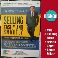 Selling Easily And Smartly - Hingdranata Nikolay