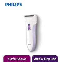 PHILIPS Lady Shaver HP6342 Alat Mesin Cukur Wanita Original