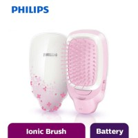 PHILIPS HP4588 EasyShine Ionic Styling Brush Sisir Rambut Original