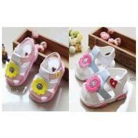 SPT23 - sepatu sandal bunyi cit cit anak bayi baby toddler kids shoes