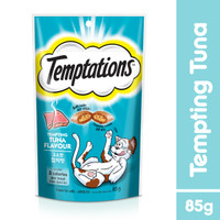 TEMPTATIONS™ Snack Kucing Rasa Tempting Tuna 85g