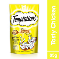 TEMPTATIONS™ Snack Kucing Rasa Tasty Chicken 85g