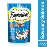 TEMPTATIONS™ Snack Kucing Rasa Savoury Salmon 85g