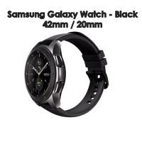 Samsung Galaxy Watch - Midnight Black 42 mm Gear S4 RM-R810