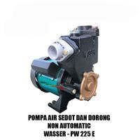 Pompa Air Non Auto Wasser PW225E – Pompa Air Non Otomatis 40M