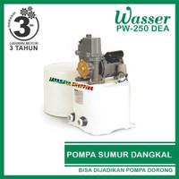 Pompa Air Auto Wasser - Auto Shallow Pump PW250DEA 49 M