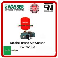 Pompa Air Semi Jet Auto Wasser PW251EA Pompa Air Brand : Wasser 50 M