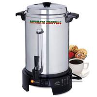 Penyeduh Kopi Westband WB55 –Coffee Maker 55 Cup 1640 Watt 9.0 Liter