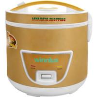 Magic Com Winn Gas APR308G – Rice Cooker 1.8 Liter Gold