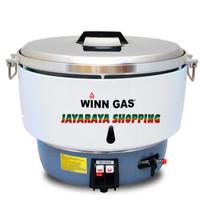 Gas Cooker Winn Gas RC50A Rice Cooker Gas / LPG 10 Liter Brand : Win