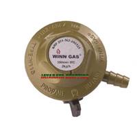 Kepala Gas / Regulator Winn Gas W118NM – Regulator Gas Non Meter