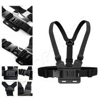 Chest Body Strap Badan Action Camera ( Gopro / Bpro / Xiaomi / Kogan )
