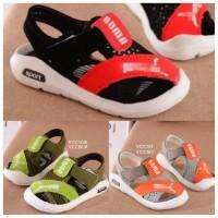 SPT22 - sepatu sandal BOMA anak balita walker shoes