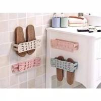 FellahStore ~ rack tempel dinding rak sepatu creative wall rack shoes
