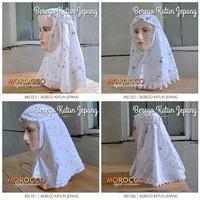 Harga flash sale morocco hijab bergo instan mini katun jepang | antitipu.com