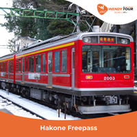 Hakone Freepass 2 HARI - Dewasa