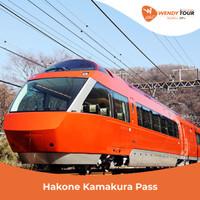 Hakone Kamakura Pass - Anak