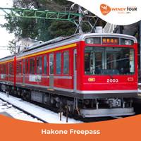 Hakone Freepass 3 HARI - Dewasa