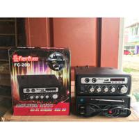 Amplifier AC & DC FC-200 FIRSTCLASS