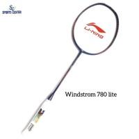 NEW !! Raket Badminton Lining Windstorm 780 / WS 780 Lite