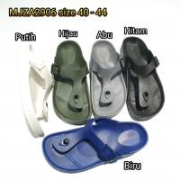 jelly sandal jepit pria bara bara sendal karet cowok import MJZA2906