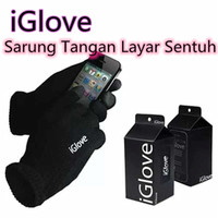iGlove Touch Screen Smartphones Iphone Sarung Tangan Motor HP Androi