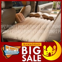 GROSIR PUMPZ Car Mattress/ Kasur Angin Mobil/ Air Bed - Cream