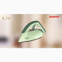 Setrika Hijab Series / Maspion Ceramic HA-365 Pakaian 3x Lebih Licin