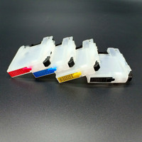 Cartridge Infus Modif Brother J100 J105 J200 J2510 3520 3720 PENDEK