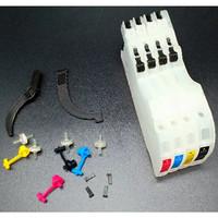Cartridge Infus Modif Brother J100 J105 J200 J2510 3520 3720 PANJANG