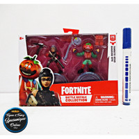 Figure Fortnite Battle Royale Collection 2 - TOMATO HEAD & SHADOW OPS