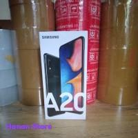 Samsung Galaxy A20 3/32 Garansi Resmi SEIN