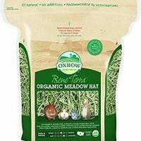 oxbow beneterra organic medow hay 425 g (15 oz)