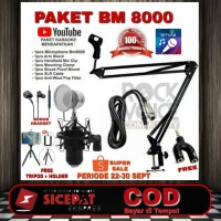 PAKET BM 8000 FOR SMULE /YOUTUBE
