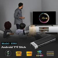 X96S TV Box Stick S905Y2 4GB/32GB Android 8.1 Dual WiFi 4K Bluetooth