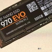 SSD Samsung 970 EVO 500GB NVME Garansi 3 Tahun Semarang