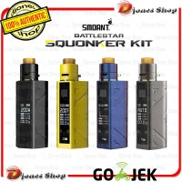 Authentic Battlestar SQUONKER 200w by Smoant