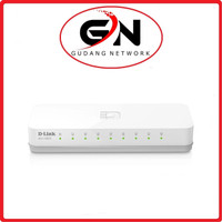D-LINK DES-1008C Switch 8 port, Dlink 8 port
