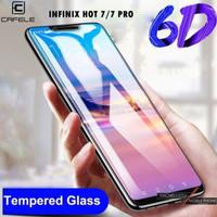 Jual Tempered Glass Infinix Hot 7 Pro - Harga Terbaru 2019
