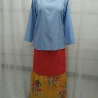 Baju Rok wanita muslim hijab L